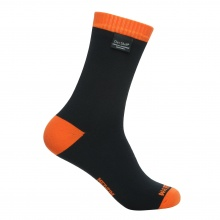 DexShell Socke Thermlite wasserdicht schwarz/orange Herren/Damen 1er