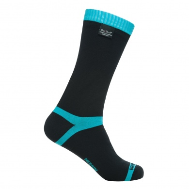 DexShell Socke Coolvent wasserdicht schwarz Herren/Damen 1er
