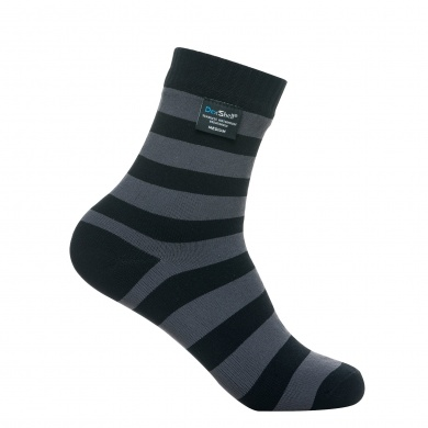 DexShell Socke Ultra Lite Bamboo wasserdicht grau Herren/Damen 1er