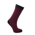 DexShell Socke Ultra Thin wasserdicht burgundrot Kinder 1er