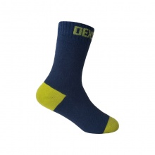 DexShell Socke Ultra Thin wasserdicht navy/lime Kinder 1er