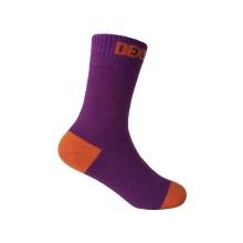 DexShell Socke Ultra Thin wasserdicht violett Kinder 1er
