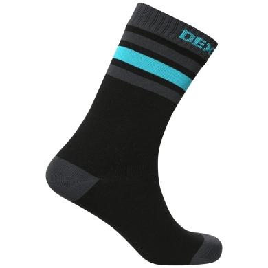 DexShell Socke Ultra Dri Sports 2017 wasserdicht schwarz/blau Herren/Damen 1er
