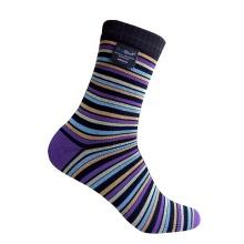 DexShell Socke Ultra Flex Bamboo wasserdicht gestreift Herren/Damen 1er