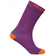 DexShell Socke Ultra Thin Bamboo 2017 wasserdicht purple/orange Damen 1er