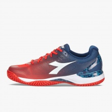 Diadora Speed Blushield AG 2017 rot Tennisschuhe Herren