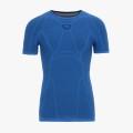 Diadora Tshirt Round Neck ADV 2017 blau Herren
