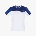 Diadora Tshirt Team 2017 weiss/blau Boys