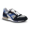 Diadora Titan II grau/blau Sneaker Herren