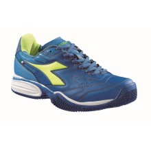 Diadora Speed Tech II Clay blau Tennisschuhe Herren