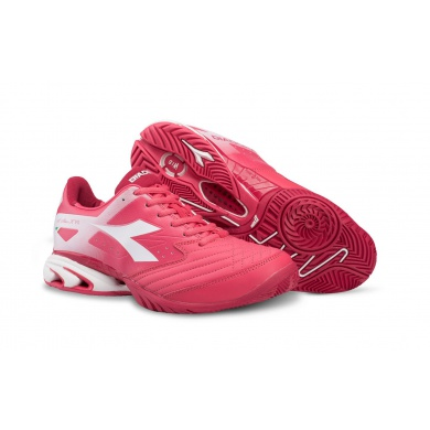 Diadora Speed Star K IV 2016 pink Tennisschuhe Damen