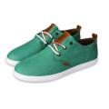 Djinns Low Lau Linen 2014 grün Sneaker Herren