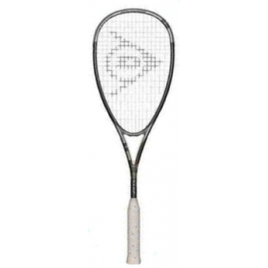 Dunlop M-Fil Ultra 140 Squashschläger - besaitet -