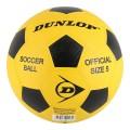 Dunlop Fussball gelb/schwarz