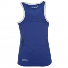 Dunlop Tank Performance 2014 blau Damen