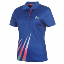 Dunlop Polo Performance 2014 blau Damen