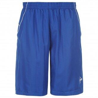 Dunlop Short Club 2014 Woven blau Herren