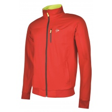 Dunlop Jacket Club Knitted 2016 rot Herren