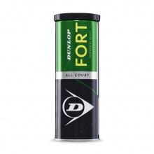 Dunlop Fort Allcourt TS Tennisbälle 24x3er Karton