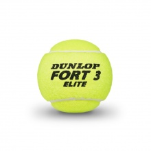 Dunlop Fort Elite Tennisbälle 4er Dose