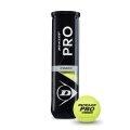 Dunlop Pro Coach Tennisbälle 4er Dose