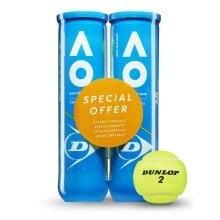 Dunlop Tennisbälle Australian Open Dose BIPACK 2x4er