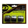 Dunlop Revolution NT Overgrip 3er schwarz