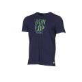 Dunlop Tshirt Promo 2018 navy Herren