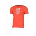 Dunlop Tshirt Promo 2018 rot Herren