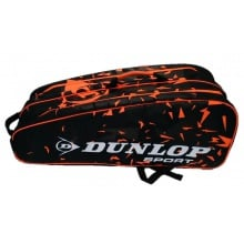 Dunlop Racketbag Revolution NT 2016 schwarz/orange 6er