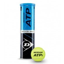 Dunlop ATP Tennisbälle 4er Dose