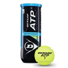 Dunlop ATP Championship Tennisbälle 3er Dose