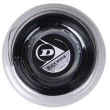 Dunlop Black Widow schwarz 200 Meter Rolle