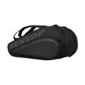 Dunlop Srixon Racketbag CX Performance schwarz/schwarz 15er - 2 Hauptfächer