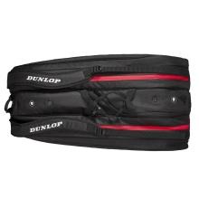 Dunlop Srixon Racketbag CX Team 2019 schwarz/rot 12er