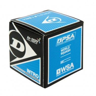Dunlop Squashball Intro (schnell)