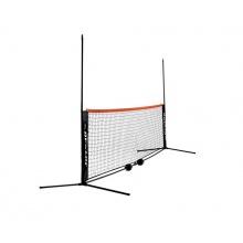 Dunlop Netz für Tennis/Badminton/Federball höhenverstellbar - Breite 3 Meter