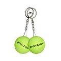 Dunlop Schlüsselanhänger Tennisball Keyring 3,5cm