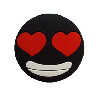 Dunlop Schwingungsdämpfer Love Eye schwarz 1er