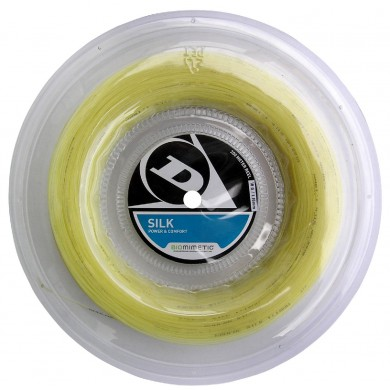 Dunlop Silk Squash natur 200 Meter Rolle