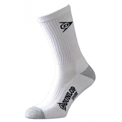 Dunlop Tennissocke Performance Herren weiss