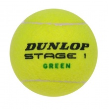 Dunlop Stage 1 Methodikbälle 3er