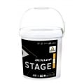 Dunlop Stage 2 gelb/orange Methodikbälle 60er im Eimer