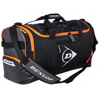 Dunlop Sporttasche Performance 2015 schwarz/orange