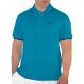 Australian Polo Piquet blau Herren (Größe L)