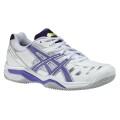 Asics Gel Challenger 9 Clay weiss/purple Tennisschuhe Damen