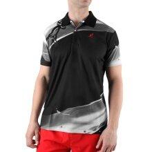 Australian Polo Jupiter 2014 schwarz/grau Herren