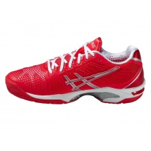 Asics Gel Solution Speed 2 2015 hibiscus Tennisschuhe Damen