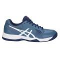 Asics Gel Dedicate 5 blau Indoor-Tennisschuhe Herren