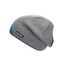 Eisbär Mütze (Beanie) Track OS grau/blau Herren